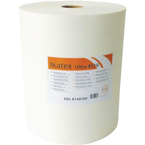 Bobina de bayetas sin tejer blancas 1 pliegue - Ikatex