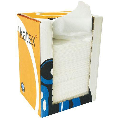 Trapo no tejido Ikatex - Hoja - 150 unidades