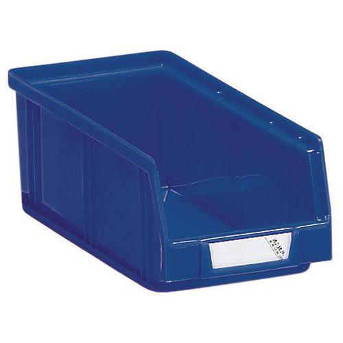 Caja con abertura frontal de gran profundidad - Longitud 103 mm
