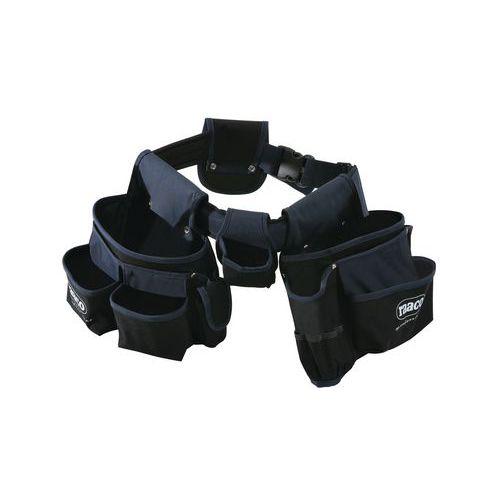 Cinturón portaherramientas - 21 compartimentos