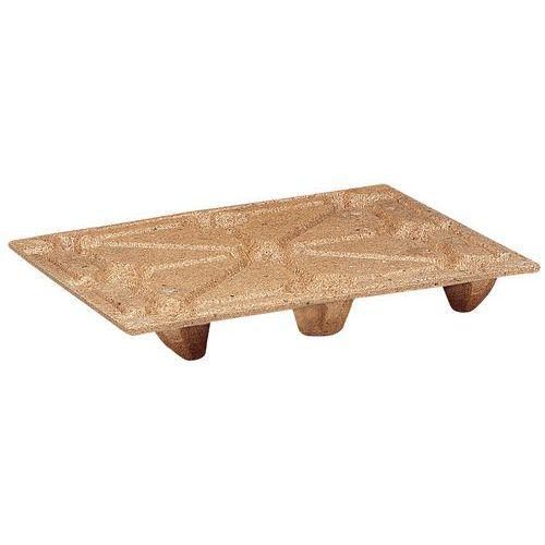 Palet de fibra de madera - 1140 mm de ancho