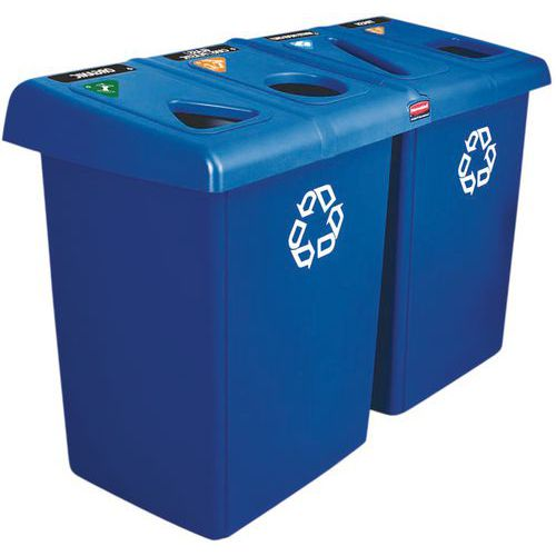Cubo de basura Rubbermaid - 174 y 348 L