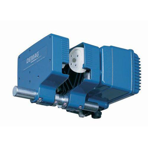 Polipasto eléctrico DC-Com - Capacidad de 1000 a 2000 kg - Anchura de hierro de 201 a 310 mm