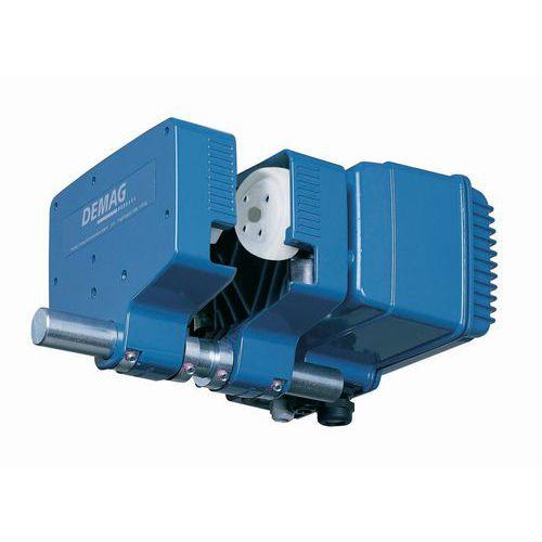 Polipasto eléctrico DC-Com - Capacidad de 1000 a 2000 kg - Anchura de hierro de 58 a 200 mm