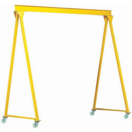 Pórtico de taller - Capacidad 1500 kg - Huchez