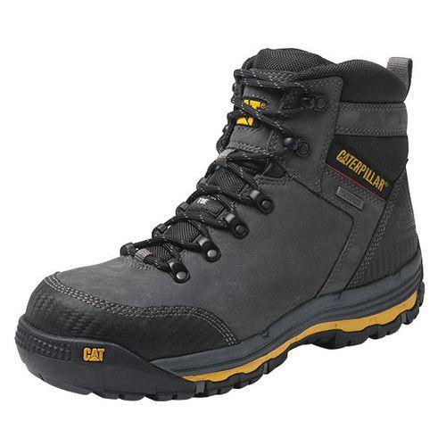 Zapatos de seguridad caterpillar munising s3 sbp a wru fo for Botas de seguridad s3