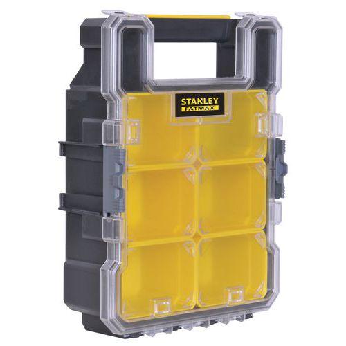 Organizador impermeable con 8 compartimentos Fatmax