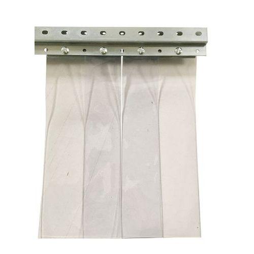 Kit de puerta de láminas flexibles estándar - Anchura 300 mm