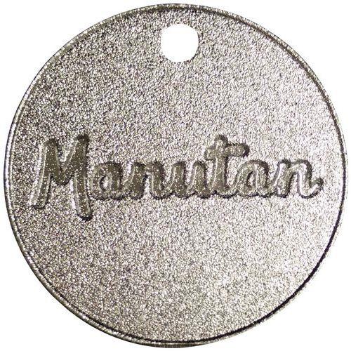 Ficha no numerada 30mm - Manutan