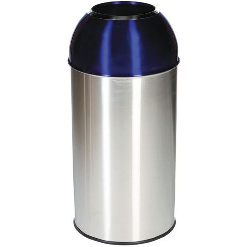 Cubo de basura Open Dôme 40 L- Manutan