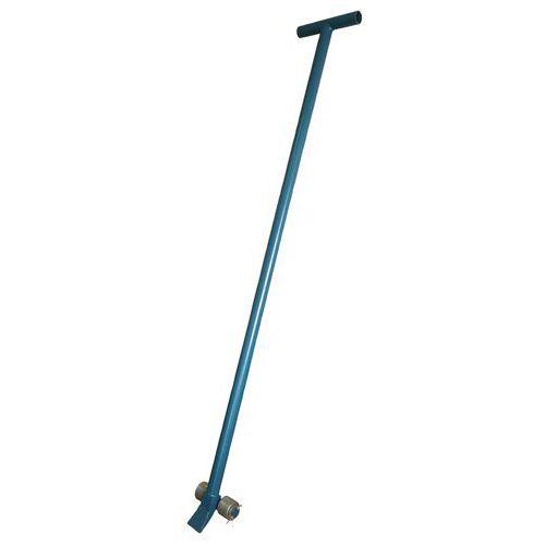 Palanca de rodillos - Capacidad 1500 kg