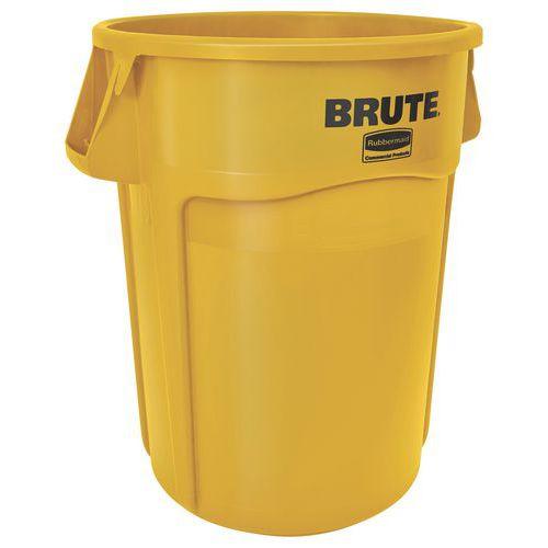 Contenedor Brute con ventilación - 76 L - 121 L y 167 L