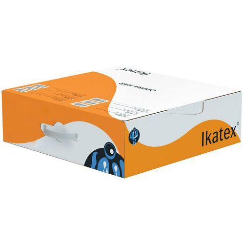 Paño blanco textil plano - Caja distribuidora - Ikatex
