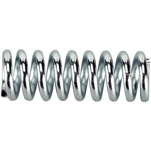 Estuche con resortes de compresión - Largo entre 25 y 35 mm - 238 unidades