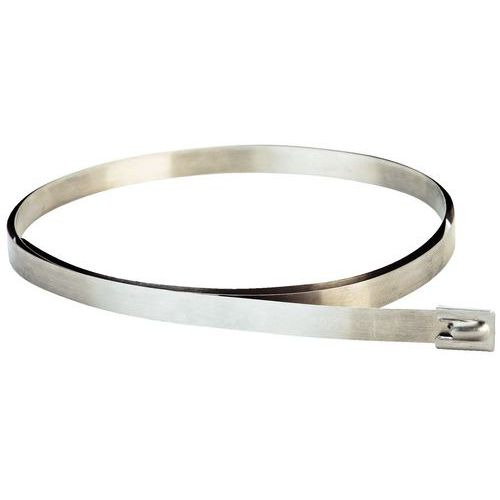 Collar de fijación Ty-Met - Ancho 4,6 mm