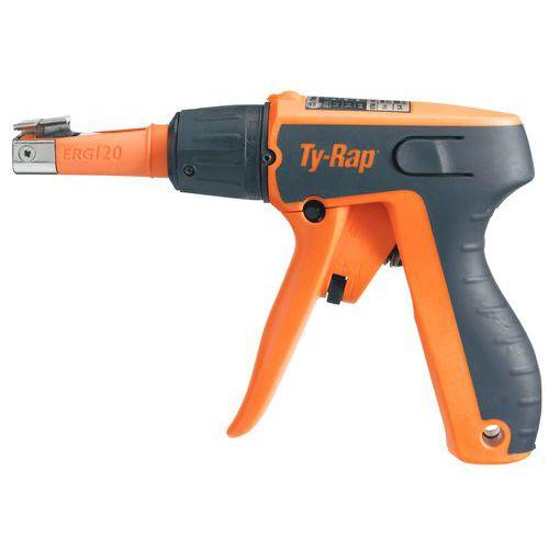 Pistola de puesta para collar de cierreTy-Rap® - Ancho de collar 4,8 a 7,6 mm