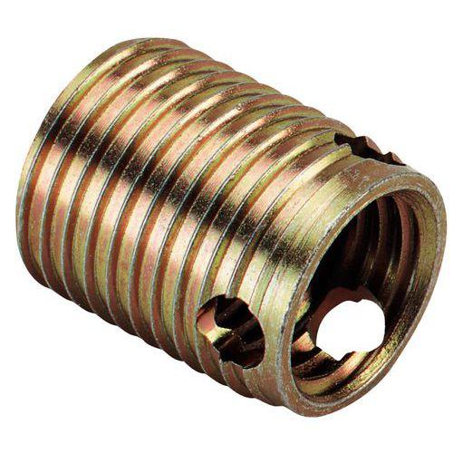 Casquillo roscado autoperforador tipo 320 - Acero