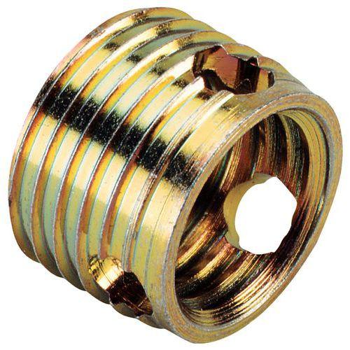 Casquillo roscado autoperforador tipo 310A - Acero