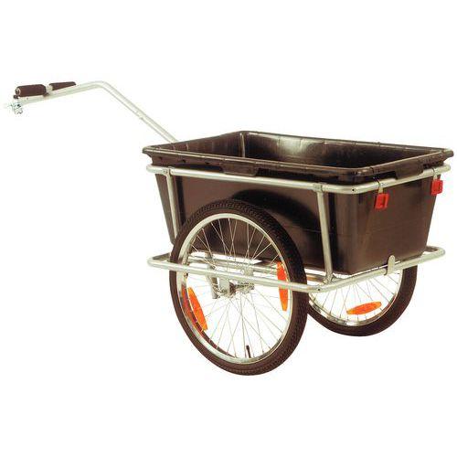 Remolque para bicicletas - Carga 50 Kg