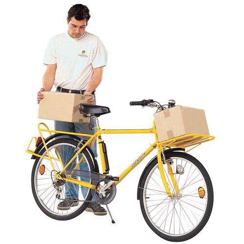 Bicicleta utilitaria - Capacidad 100 kg