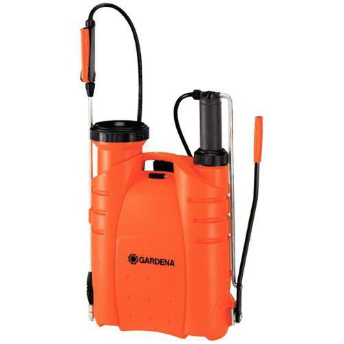 Pulverizador-mochila con depósito ergonómico - 12 L