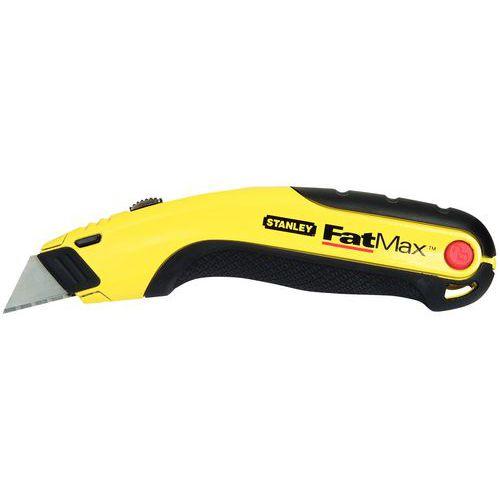 Cuchillo con hoja retráctil FatMax - Hoja de 19 mm de ancho