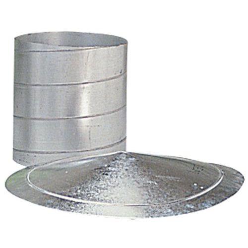 Abrazadera de sujeción de alambre único para conductos de ventilación - Ø de 80 a 125 mm