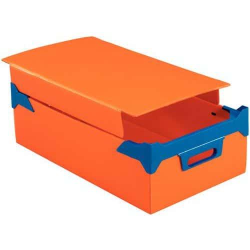 Tapa para caja apilable de propylex