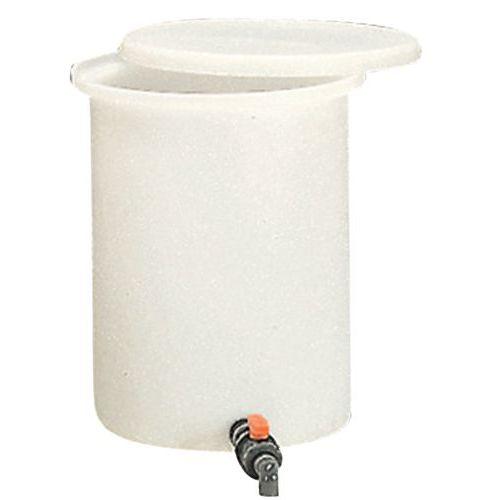 Caja cilíndrica de trasiego - de 15 a 60 L
