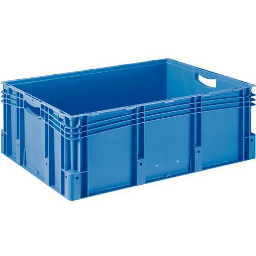 Caja apilable XL - de 121 a 206 L - Sin patines