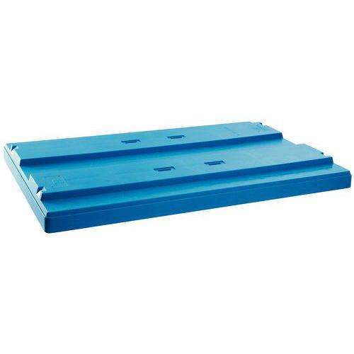 Tapa para caja isotérmica de vaciado 310 y 500 l