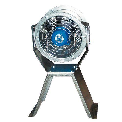 Ventilador helicoidal portátil - 230/400 V tri