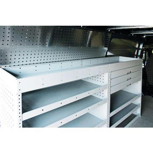 Caja superior para estanterías Bott
