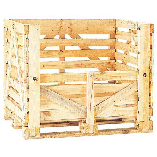 caja palet de madera - Palet De Madera