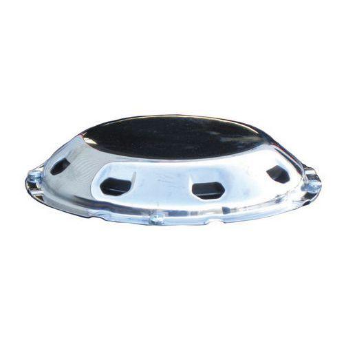 Aireador de techo inox. succión