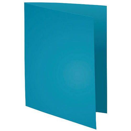 Funda vive Rocks 220 - Tarjeta 210 g - Formato 24x32 cm - Paquete de 100 - Exacompta