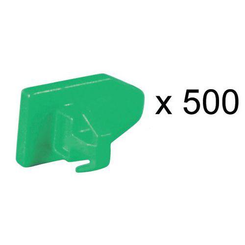 Precinto para caja apilable multifunción - Lote de 500