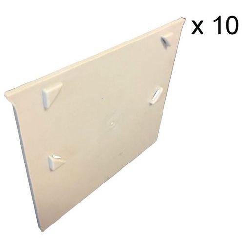 Separado transversal para cajón A - Lote de 10