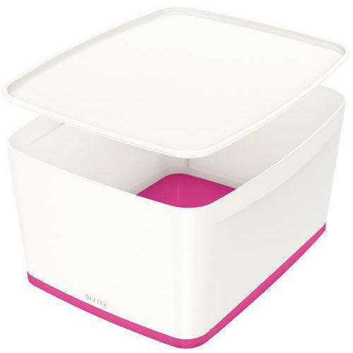 Caja con tapa MyBox - Formato medio