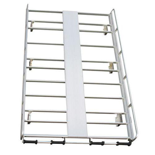 Baca cortaviento escaleras pasarelas Boxer