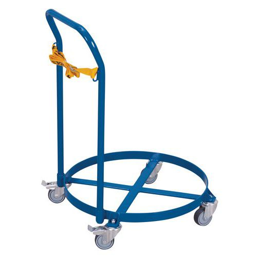 Base rodante para barriles con arco - Cap. 250kg