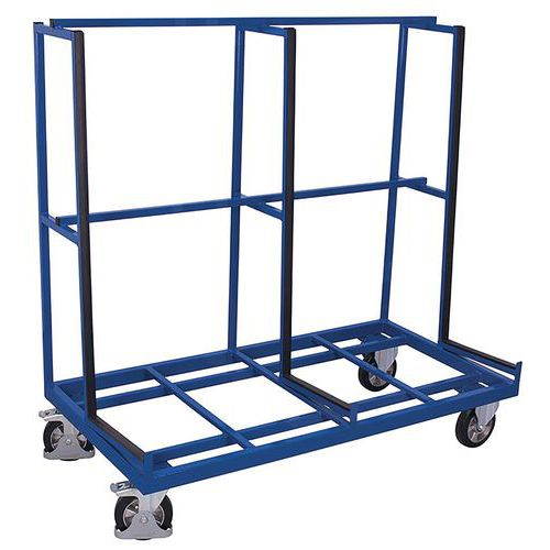 Carro portapaneles - Capacidad 1200 kg