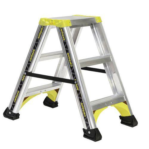 Escalerilla doble acceso Alpha