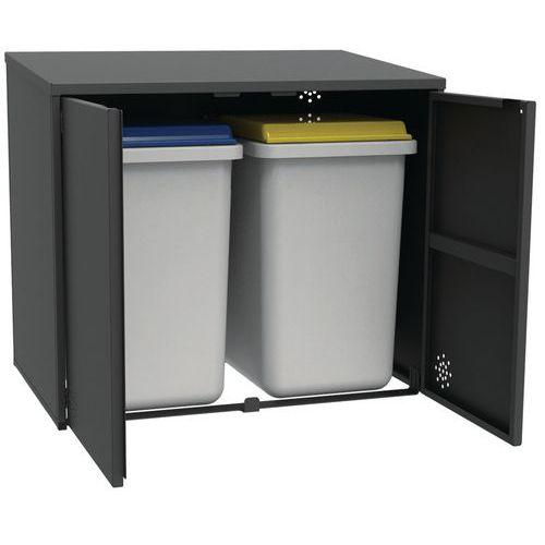Cubierta para contenedores Bonnos - Sin puertas