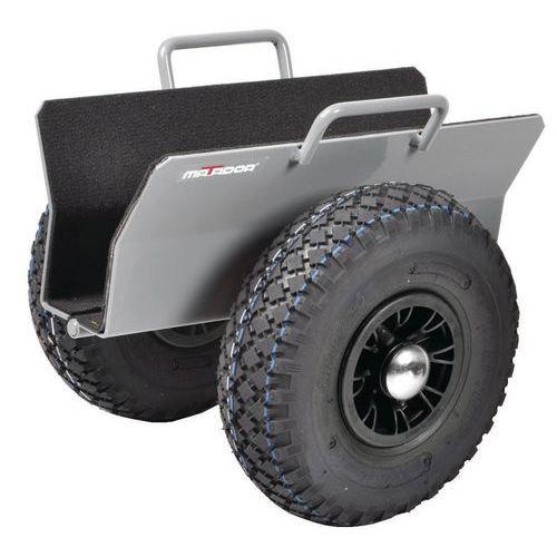Base rodante portapaneles - Capacidad 300 kg