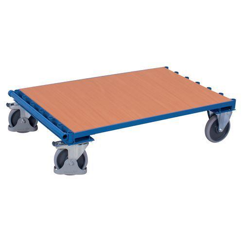 Carro ergonómico portapaneles sin adral - Capacidad 500 kg