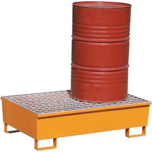 Cubeta de retención cónica - Capacidad de retención 220 l - Manutan