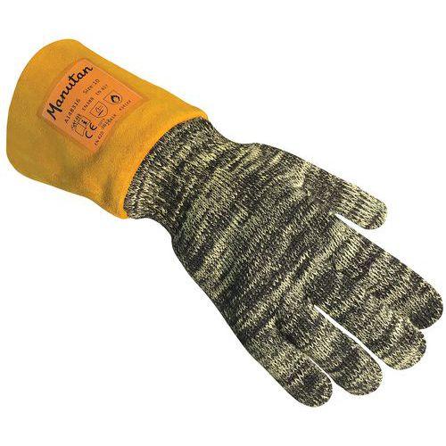 Guantes anticalor 350°C - Manutan