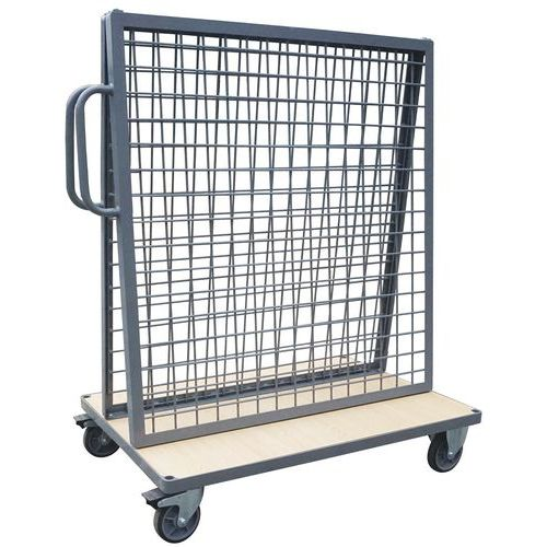 Carro portaherramientas - Capacidad 500 kg - Manutan