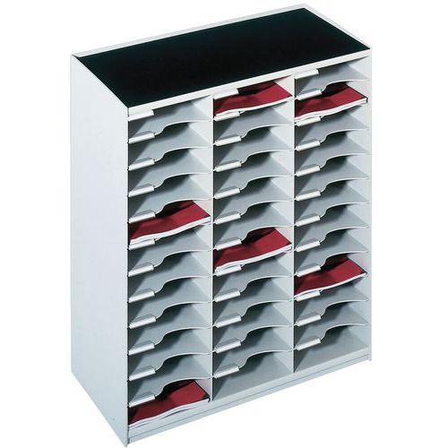 Casillero clasificador - 36 compartimentos - Paperflow